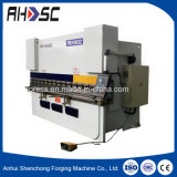 A placa de chapa metálica hidráulico 40t 1600mm dobradeira CNC