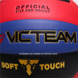 OEM normal du volleyball 4 de la taille 5 de vente directe d'usine