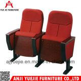 숨겨지은 유형 테이블 Yj1601r를 가진 극장 의자