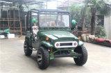 Mini jeep Willys di formato adulto con il motore Gy6
