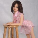 La poupée adulte mignonne de sexe de silicones pour les jeunes réalistes réels de grande fille américaine sexy de Boob du Japon de femmes vêtx l'âne