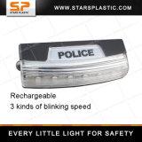 Luz de ombro estendida LED recarregável