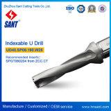 Herramientas de perforación CNC Ud40. Sp06.190. W25