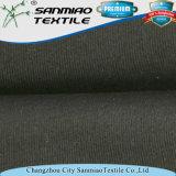 Tessuto della nervatura del denim del Knit del cotone 100 per gli indumenti