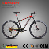 Bike горы рамки волокна углерода подвеса оси 27.5er Xt M8000-22speed Thro