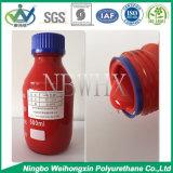 La couleur rouge de la pâte pour mousse de PU éponge MDI TDI