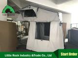 1.4m後部テントのベストセラーが付いているプラス車の屋根のテント