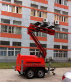 Tour d'éclairage mobile de Rplt-7200 DEL pour le mien employant