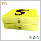 Fabricação ondulada da caixa da cera Foldable para o bolo