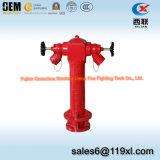 BS336 латунные пожарного гидранта посадки клапана BS1400 пожарных гидрантов клапан