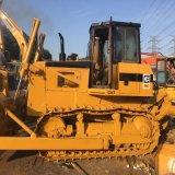 Bulldozer utilizzato del trattore a cingoli del bulldozer del gatto D7g con l'argano da vendere