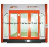 Профессиональная будочка брызга Zhongyi будочки брызга высокого качества фабрики