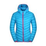 Veste à capuche en hiver pour femme Winter With Contraste Zipper