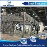 Plataforma de Estrutura de Aço de Pequena Dimensão para a Exposição de Canton Fair
