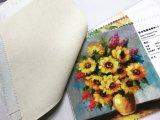 Pittura moderna Handmade della tela di canapa dell'olio della lama di gamma di colori