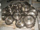 標準コンベヤーのチェーンスプロケットまたはチェーン車輪のスプロケットのハブ