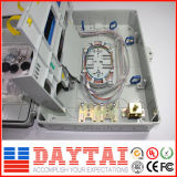 48 núcleo de la fibra de distribución óptica caja de terminales de cable al aire libre