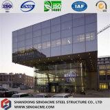 Estrutura de aço prefabricadas Sinoacme Shopping Mall