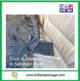 Cubierta de asiento acolchada y completada de lujo con la tela antideslizante en el área del asiento para los animales domésticos