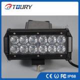 Selbsthelle fahrende Lichter des auto-LED des Stab-36W des Jeep-SUV LED