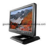 "Moniteur POS LCD LCD 10,1 ""avec VGA et HDMI et DVI, 1024X 600"