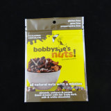 Fastfood- Verpackungs-Beutel mit Reißverschluss