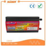 C.C. de Suoer al inversor modificado 1300W de la potencia de la onda de seno de la CA 12V (MDA-1300A)