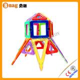 Het magnetische Stuk speelgoed van het Raadsel van de Bouw met Ce- Certificaat