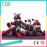 Cour de jeu extérieure de jardin d'enfants avec le certificat de GS et de TUV (HS03402)