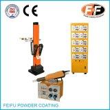 Automatische elektrostatische Puder-Beschichtung-Lack-Maschine mit Farbspritzpistole