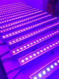 LEIDENE RGBW 4in1 het Licht van de Openlucht36*10W Was van de Muur