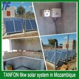 2 квт мощности солнечной энергии (комплект) Grid &на сетке для домашнего использования