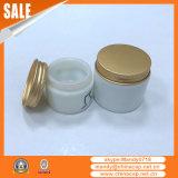 Choc en aluminium d'aluminium de l'utilisation 10g 15g 20g 30g de chapeau et de crème de soins de la peau