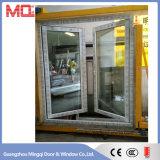 Fabrikant de van uitstekende kwaliteit van de Deur UPVC in Weerspiegelend Glas