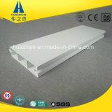 Hsp60-06 Leadc Free Shell White Profil UPVC pour panneau de porte
