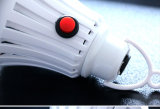 12W DC5-6V Ampoule LED d'urgence portatif