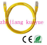 Cable UTP Cat5e RJ45 Macho a macho cable de red LAN Ethernet plano