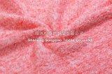 Couverture en polaire en flan de tissage teinté au fil / couverture de bébé