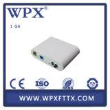 Red óptica FTTH ONT GPON / ONU Unidad Conector de fibra