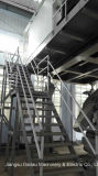 Automatische Plastikblasformen-Maschine für 6 Schicht-Kraftstofftanks