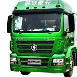 Euro IV van de Motor Weichai van de Vrachtwagen 336HP van de Tractor van Shacman van M3000 6X4