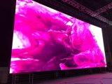 Alta visualizzazione dell'interno di luminosità P4.81 video per l'affitto della fase