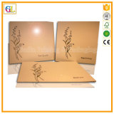 Hight Quality Customized Business Paper Card Printing ou carte de voeux