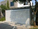 Porte d'obturation à rouleaux en aluminium perforée