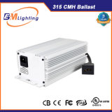 Luminaire de croissance des plantes de serre 315W avec ballast électronique 315W CMH