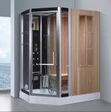 Sauna com sauna combinada a vapor de 1900mm com chuveiro (AT-8864A)