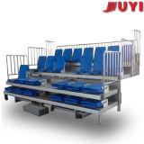 Jy-720s met de Zachte Arena van de Tribune van de Tribune van het Platform van de Stoel van het Basketbal van het Kussen pp Opvouwbare Intrekbare Draagbare Mobiele
