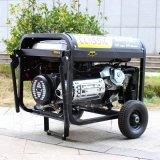 Generatore portatile approvato della benzina di prezzi di fabbrica del Ce di inizio di tasto del bisonte (Cina) 6000W 6kVA 3 alimentazione elettrica di fase 6kw