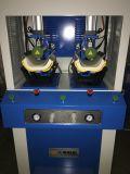 Ds-860A Máquina de fiação de tampa do dedo do pé de duas estações para sapato