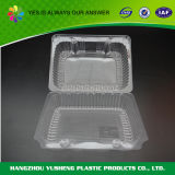 Het nieuwe Product paste de Duidelijke Plastic Container van Dispoasble van het Voedsel aan